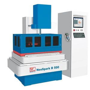 wire EDM electrical discharge machine
