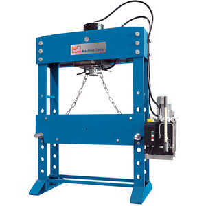 shop press / hydraulic / assembly / double-action