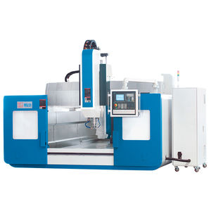 3-axis machining center / 5-axis / universal / gantry