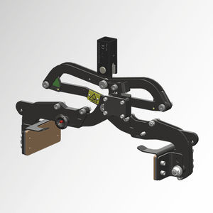 package lifting clamp / vertical / mechanical