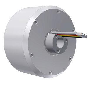 DC torque motor / synchronous / brushless / 32-pole