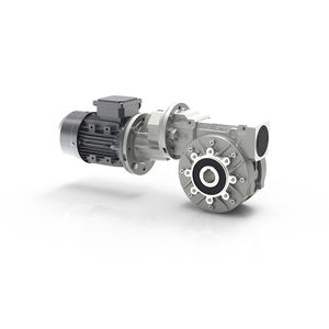 worm gearbox / right angle / 2 - 5 kNm / modular