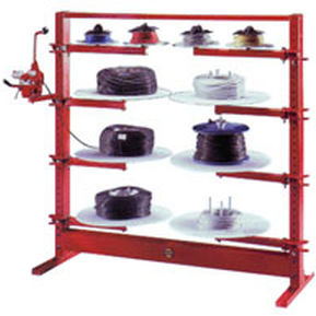 motorized dispenser / cable / for coils