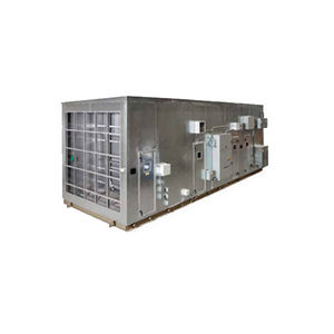 horizontal air handling unit / for the food industry / single-flow