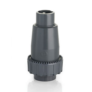 foot check valve