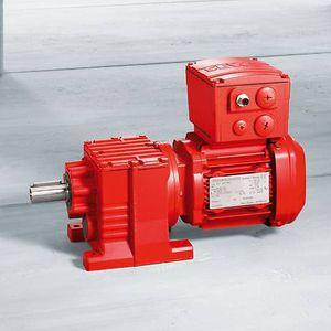 single-phase gear-motor