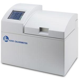 oxygen bomb calorimeter / isoperibol / coal / combustion