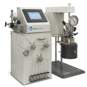 liquid sampler / automatic / low-volume / stainless steel