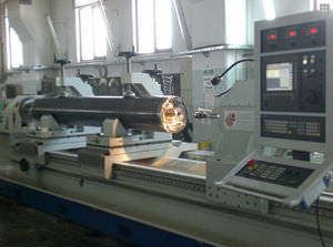 CNC drilling and boring machine