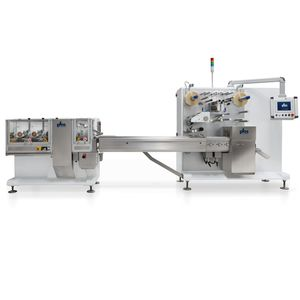 horizontal bagging machine / H-FFS / weight / for the food industry
