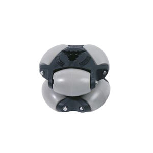 omnidirectional wheel type roller / conveying / plastic