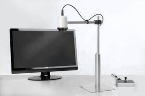 camera inspection system / optical / electronic / for the printing industry