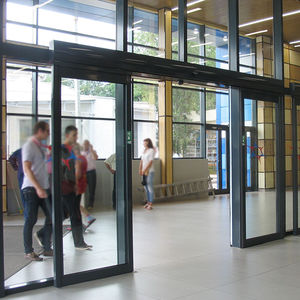 panic doors / swing / sliding / with emergency exit function