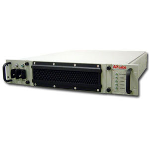 rack-mount PC chassis / compact / 6U / industrial