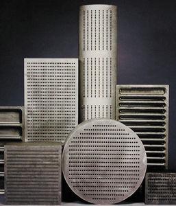 graphite block heat exchanger