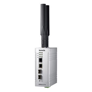 industrial gateway / WiFi / IP / cellular