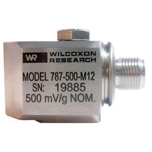 IEPE accelerometer / low-frequency / ATEX