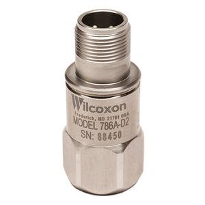 IEPE accelerometer / ATEX / for harsh environments / industrial