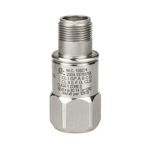 IEPE accelerometer / intrinsically safe