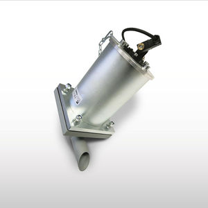 pneumatic impact vibrator