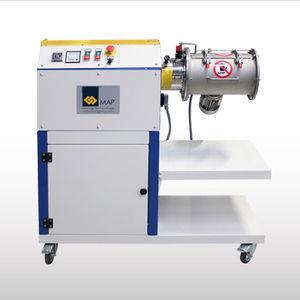 rotor mixer / batch / granulates / laboratory