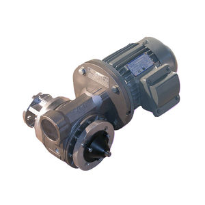 electric valve actuator / rotary / worm gear / rugged