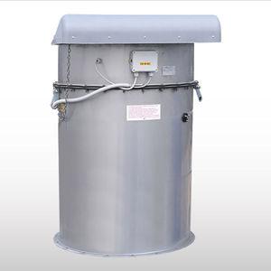 air filter / cartridge / bag / for silos