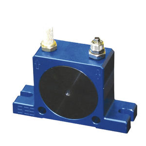 pneumatic vibrator / for concrete / external / rotary