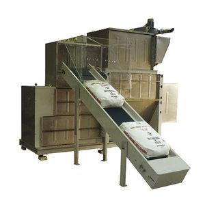 bulk material bag unloader
