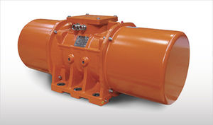 electric vibrator / for hoppers / for silos / rotary