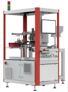 color sorting machine / optical / automatic / for plastics