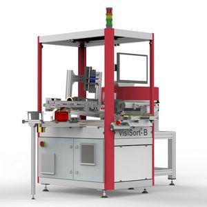 optical sorting machine / automatic / for plastics / for plastics