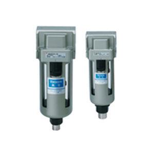 air separator and drain