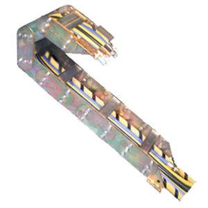 open drag chain / stainless steel / aluminum