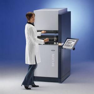 WDXRF spectrometer / fluorescence / for analysis / industrial