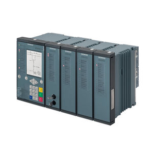 voltage protection relay / three-phase / digital / differential