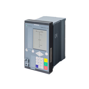 differential protection relay / three-phase / digital / configurable