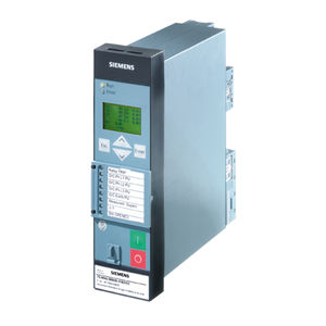 voltage protection relay / frequency / over-excitation / digital