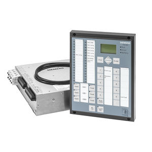 feeder protection relay / voltage / frequency / digital