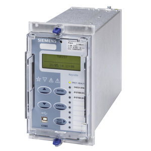 synchronization protection relay / digital / programmable / RS485