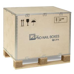 disposable pallet box