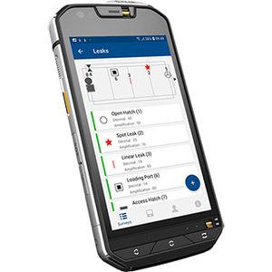 reporting mobile app