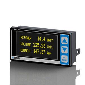 OLED displays / alphanumeric / 17-segment / compact