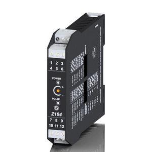 signal isolator-converter / frequency / galvanic / programmable