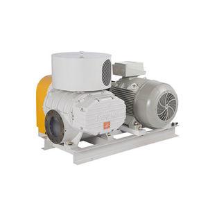 air blower / rotary / 3-lobe / single-stage