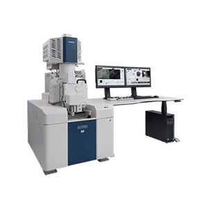 analysis microscope / scanning electron / high-resolution / simultaneous acquisition