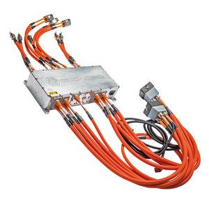 DC power distribution unit / high-voltage