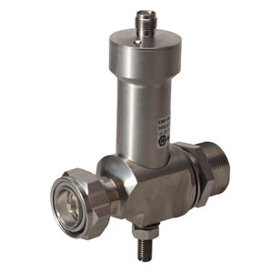 type 1 surge arrester / telecommunications / T-bias / in-line