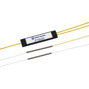 fiber coupler / fiber optic beam / single-mode / all band