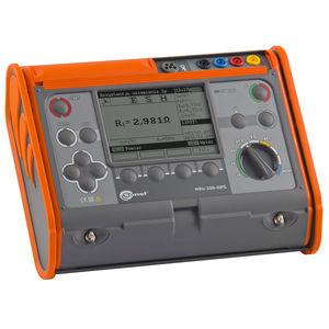 resistivity measuring instrument